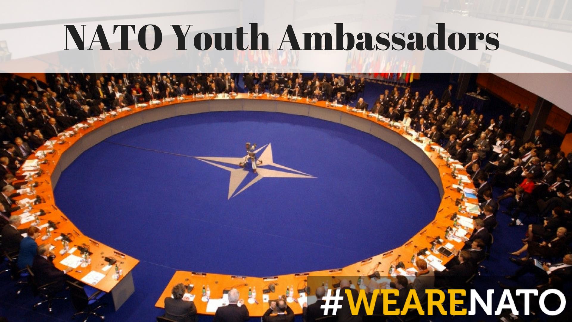 Младежки посланици на НАТО
